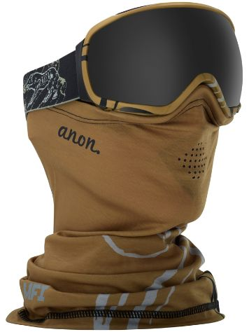 Anon Tempest MFI Fontier Black (+Facemask) Goggle