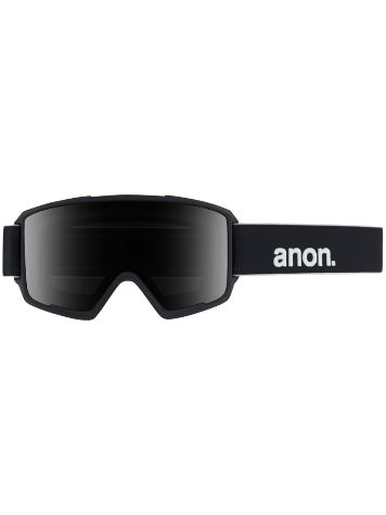 Anon M3 Polarized Black (+Bonus Lens) Laskettelulasit