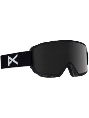 Anon M3 Polarized Black (+Bonus Lens) Goggle