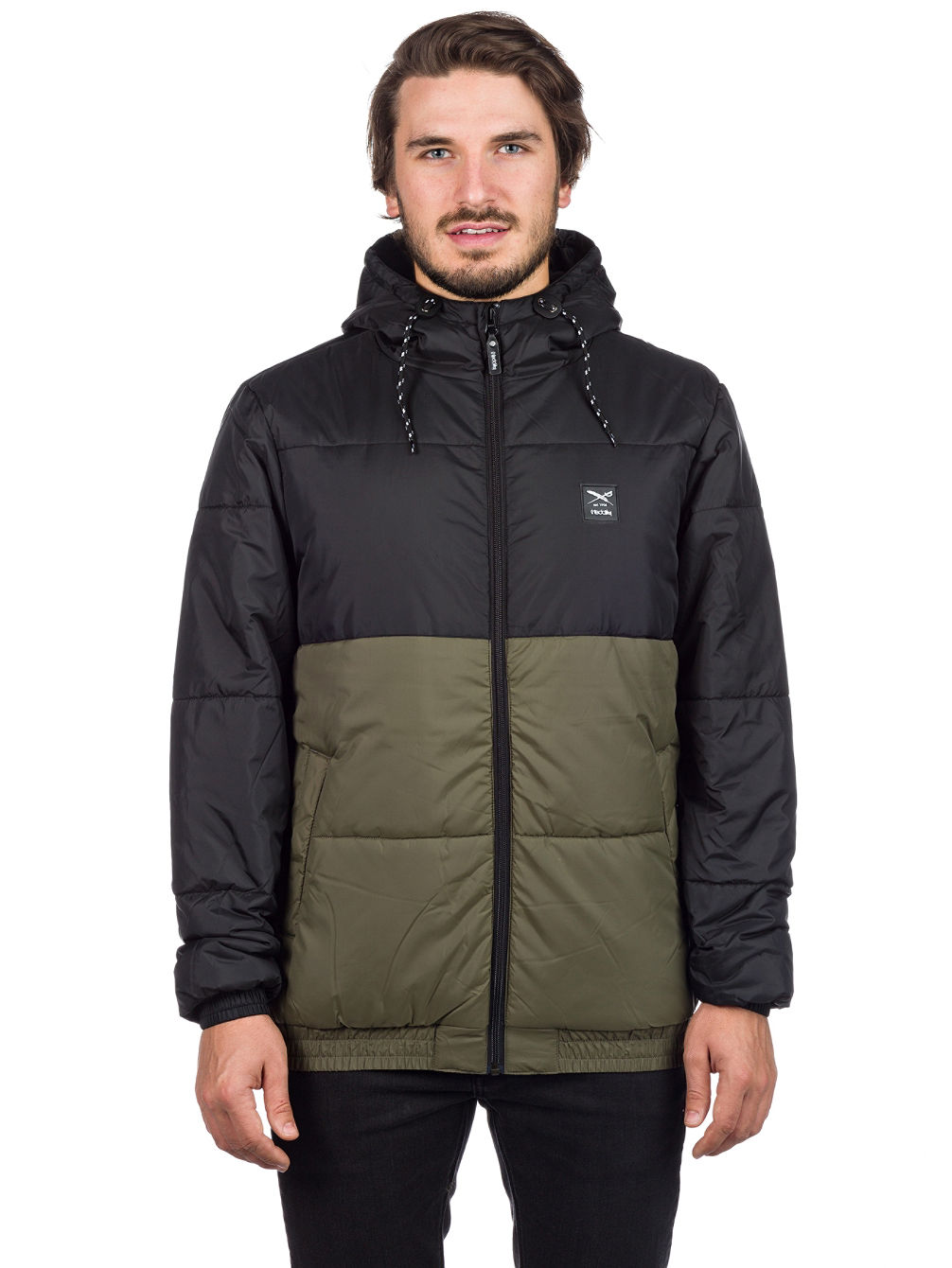 Stagger Hood Jacket