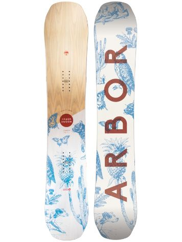 Arbor Swoon Camber 151 2019