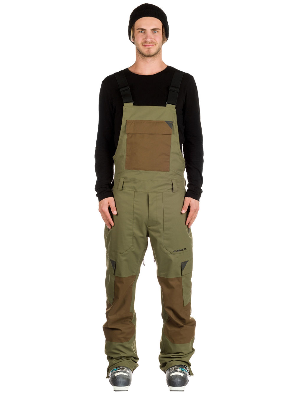 Vision Stretch Bib Pants