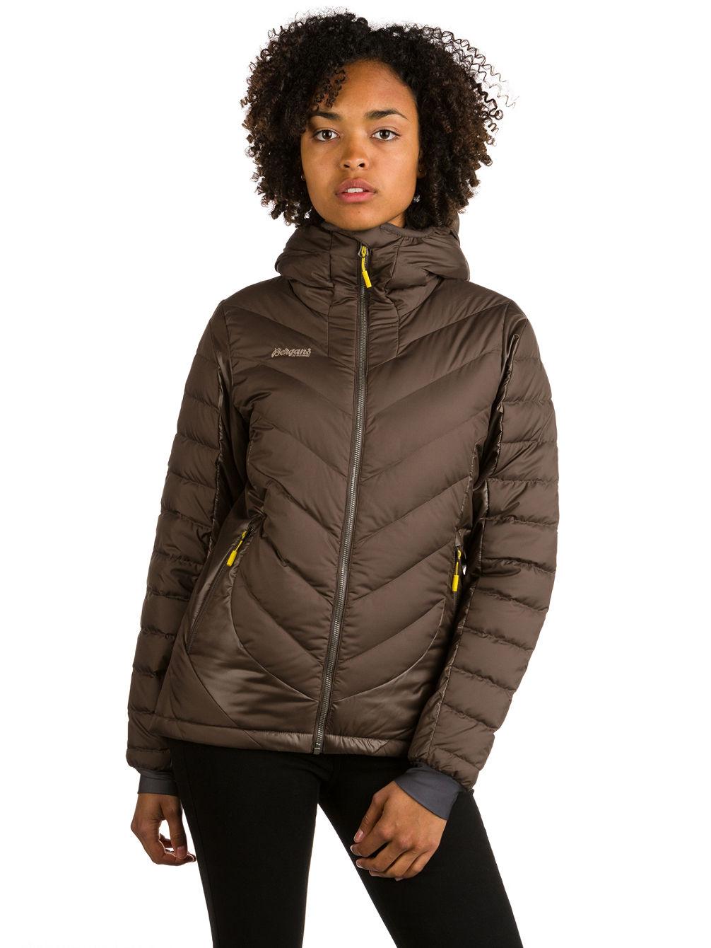 b9c86334 Buy Bergans Nosi Hybrid Down Lady Outdoor Jacket online at Blue Tomato