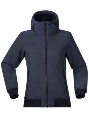 Bergans Gimsoy Fleece Jacket dark navy / nightblue Gr. S