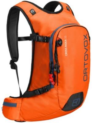 Ortovox Cross Rider 20 Backpack crazy orange Gr. Uni