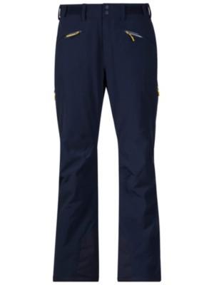 Bergans Oppdal Insulated Pants dark navy Gr. S