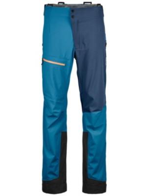 Ortovox 3L Ortler Pants blue sea Gr. L