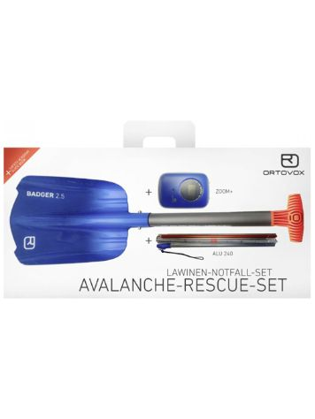 Ortovox Avalanche Rescue Kit Zoom+ Arva