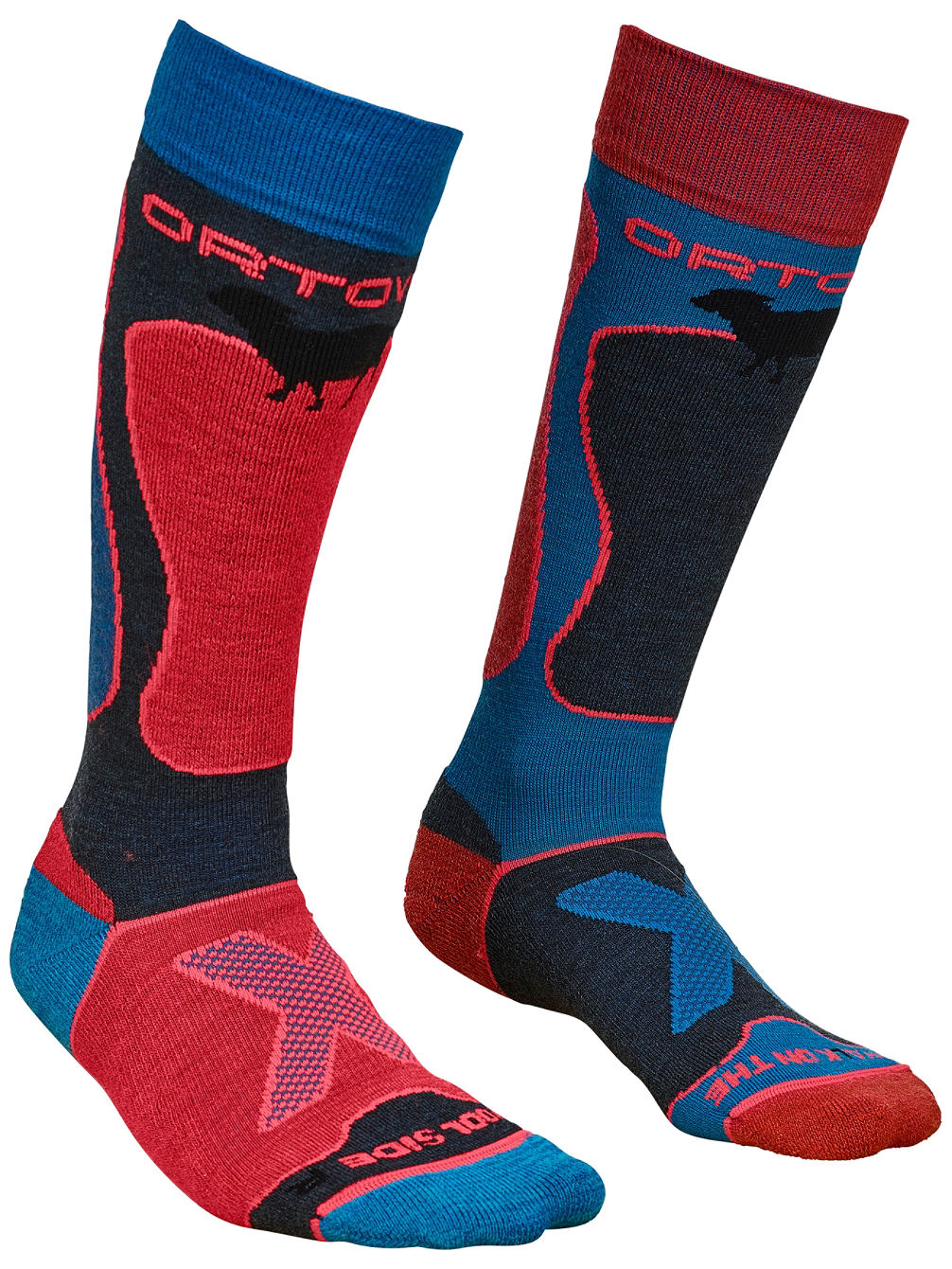 Ski Rock'N'Wool 39-41 Tech Socks