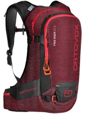 Ortovox Free Rider 22 S Backpack dark blood blend Gr. Uni