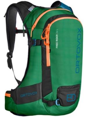 Ortovox Free Rider 26 L Backpack irish green Gr. Uni