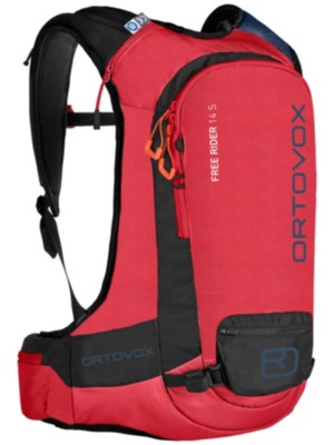 Ortovox Free Rider 14 S Backpack hot coral Gr. Uni