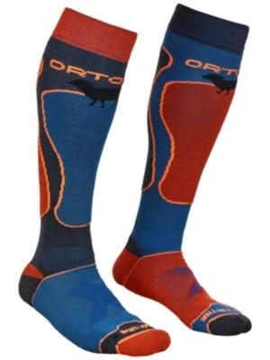 Ortovox Ski Rock'N'Wool 39-41 Tech Socks night blue Gr. Uni