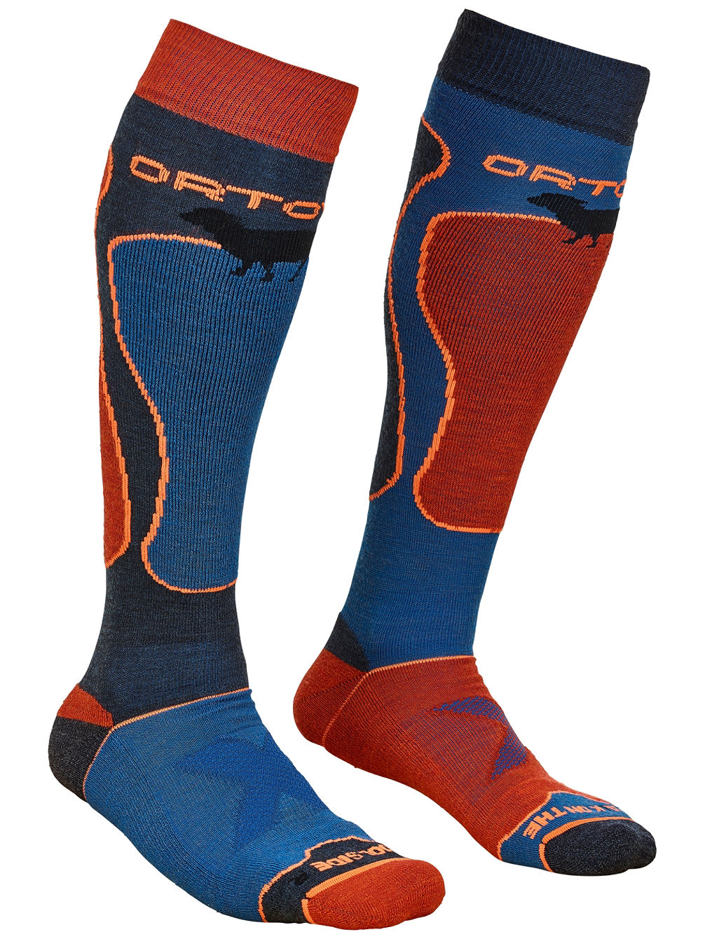 Ski Rock'N'Wool 42-44 Tech Socks