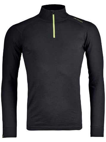 Ortovox 145 Ultra Zip Neck Tech Tee LS