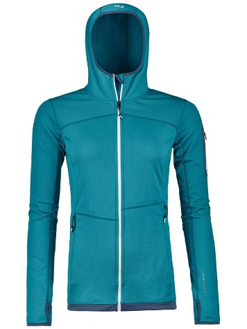 Ortovox Light Hooded High Fleece jas