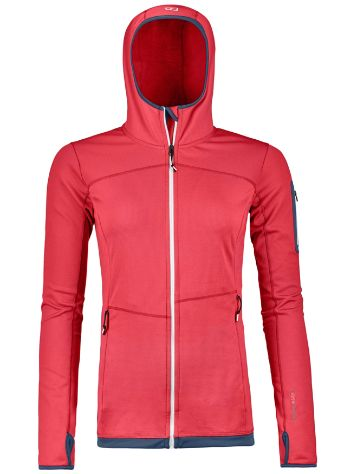 Ortovox Light Hooded High Fleecejacke