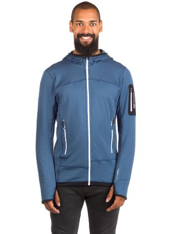 Ortovox Light Hooded Fleecejacke