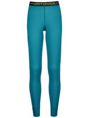 Ortovox 145 Ultra Long Tech Pants aqua Gr. S