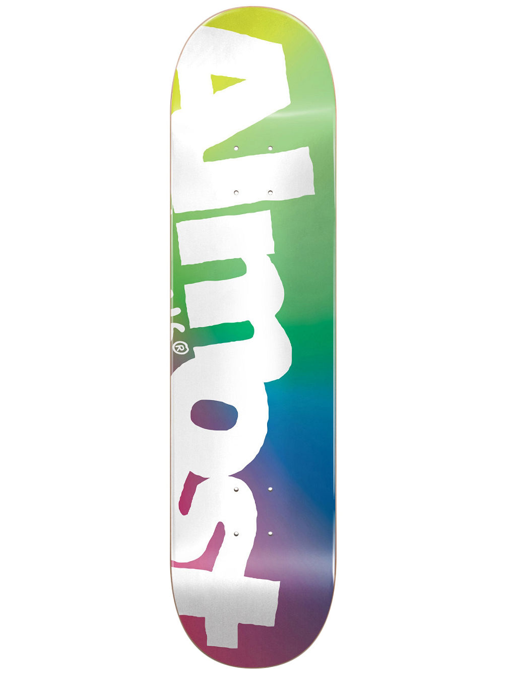 "Side Pipe Blurrry HYB 8.25"" Skate Deck"