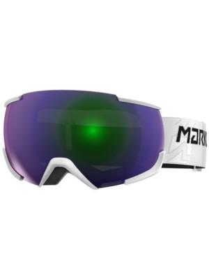 Marker 16:10+ MAP White green plasma mirror Gr. Uni