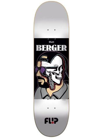 "Flip Berger Every Which Way 8"" Skate Deck"