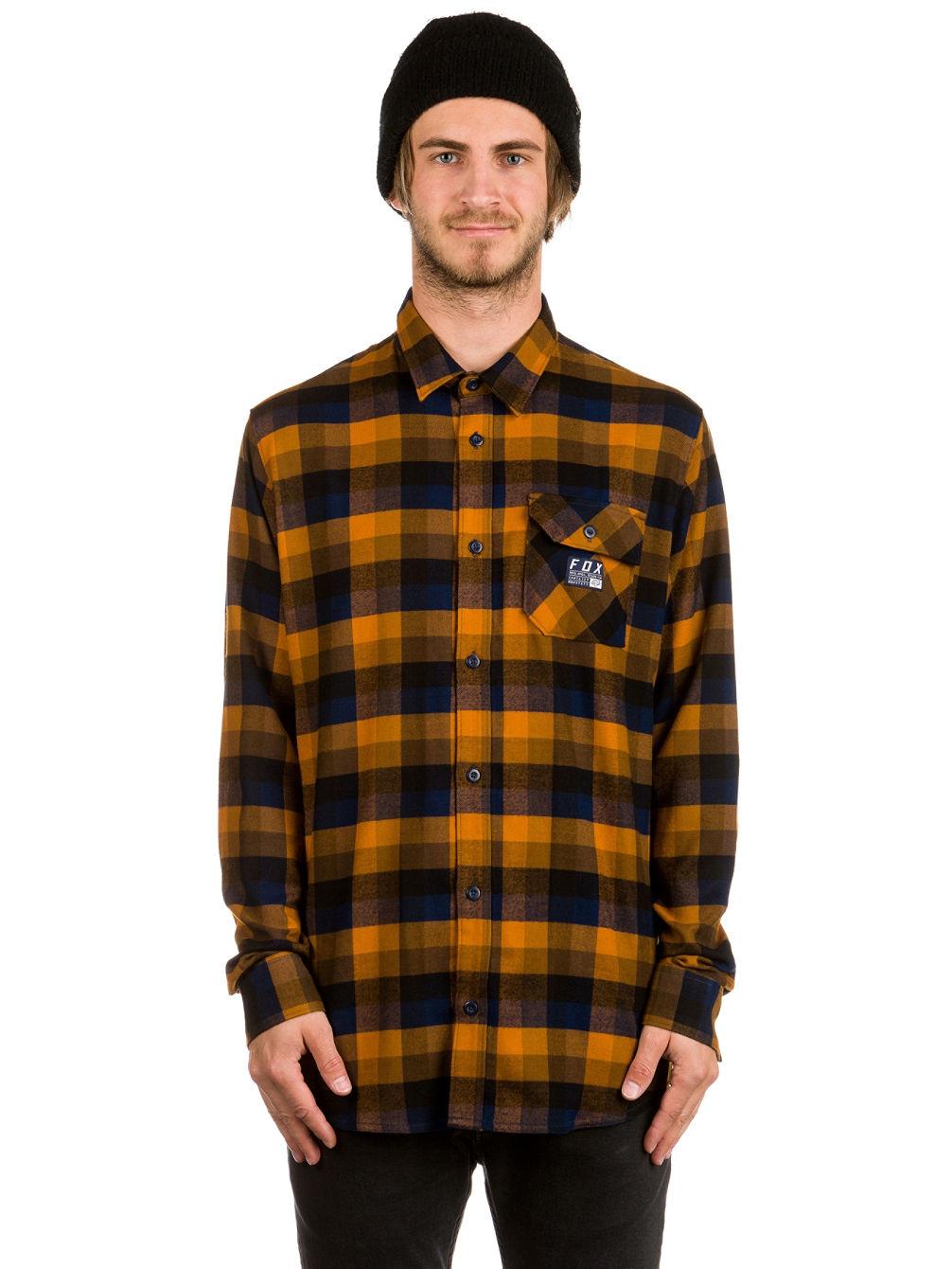 Rovar Flannel Shirt LS