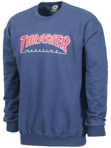 Thrasher Outlined Sweater