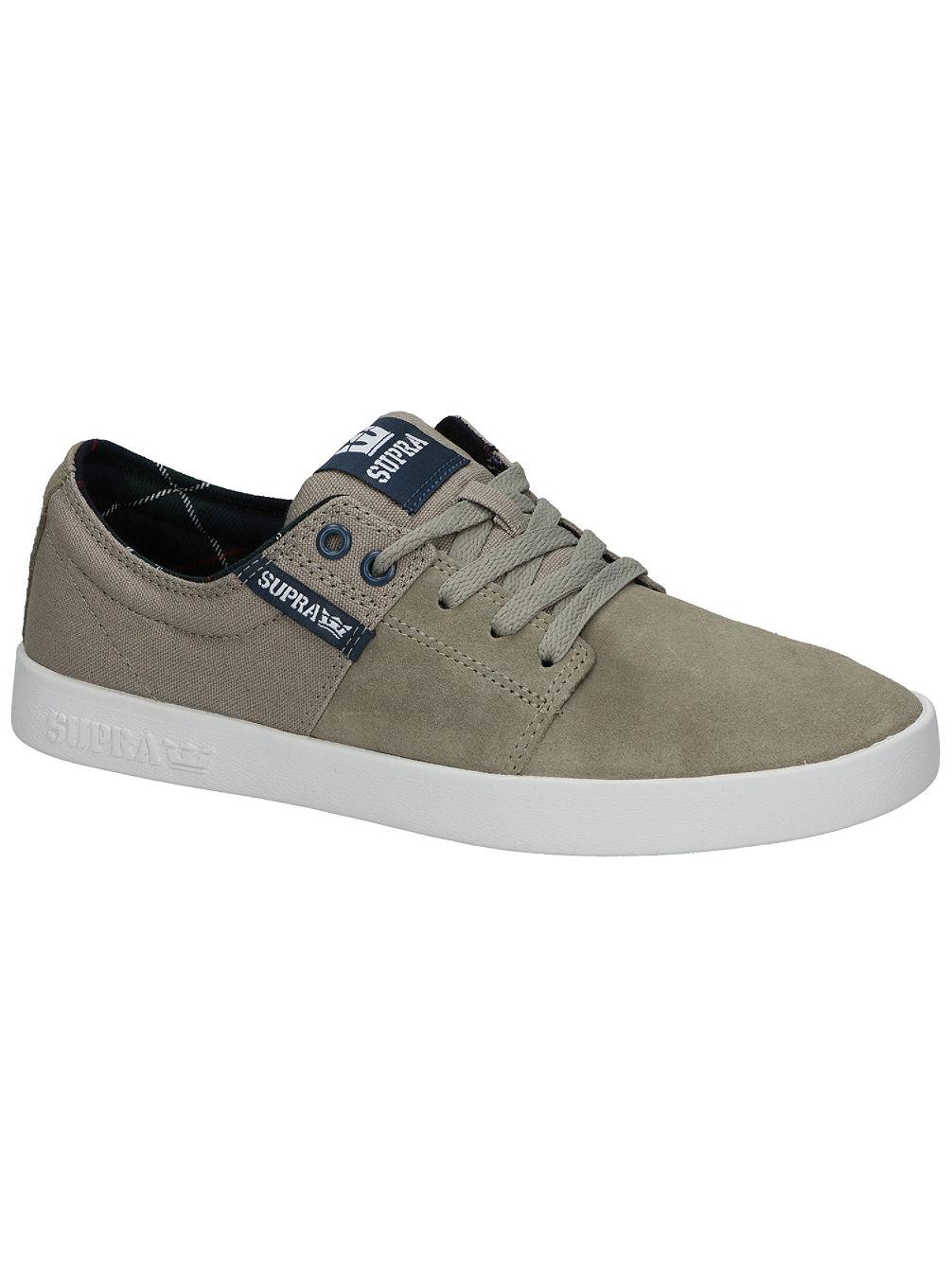 29bf6cba0e2c Buy Supra Stacks II Skate Shoes online at Blue Tomato