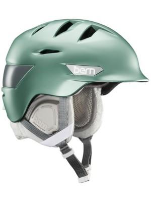 Bern Hepburn Helmet satin metallic sage Gr. S