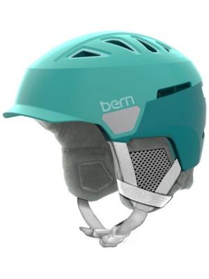 Bern Heist Birm Helmet satin teal Gr. M