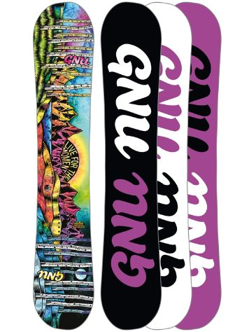 Gnu Asym Ladies Choice C2 153.5 2018 Snowboard