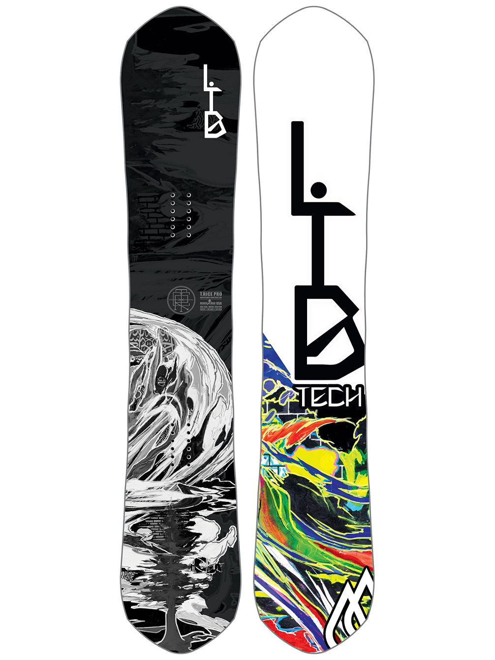 T-Rice HP C2 161.5 2018 Snowboard