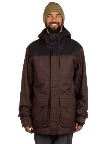 Zimtstern jacket snowboard