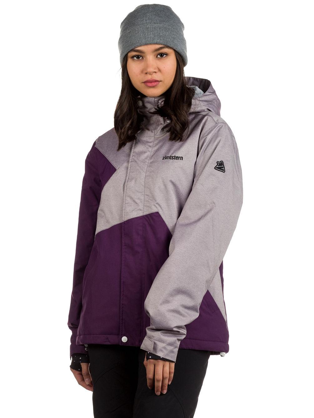 Zimtstern damen snow jacket zarla