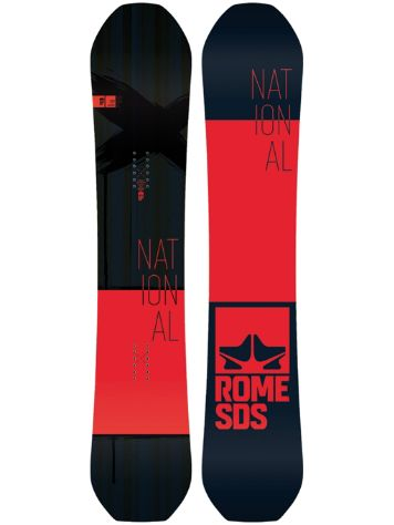 Rome National 157W 2018 Snowboard