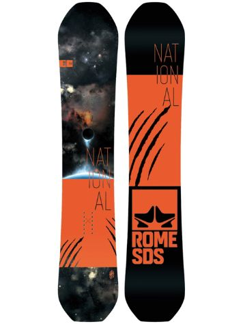 Rome National Bjorn 158 2018 Snowboard