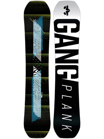 Rome Gang Plank 157W 2018 Snowboard