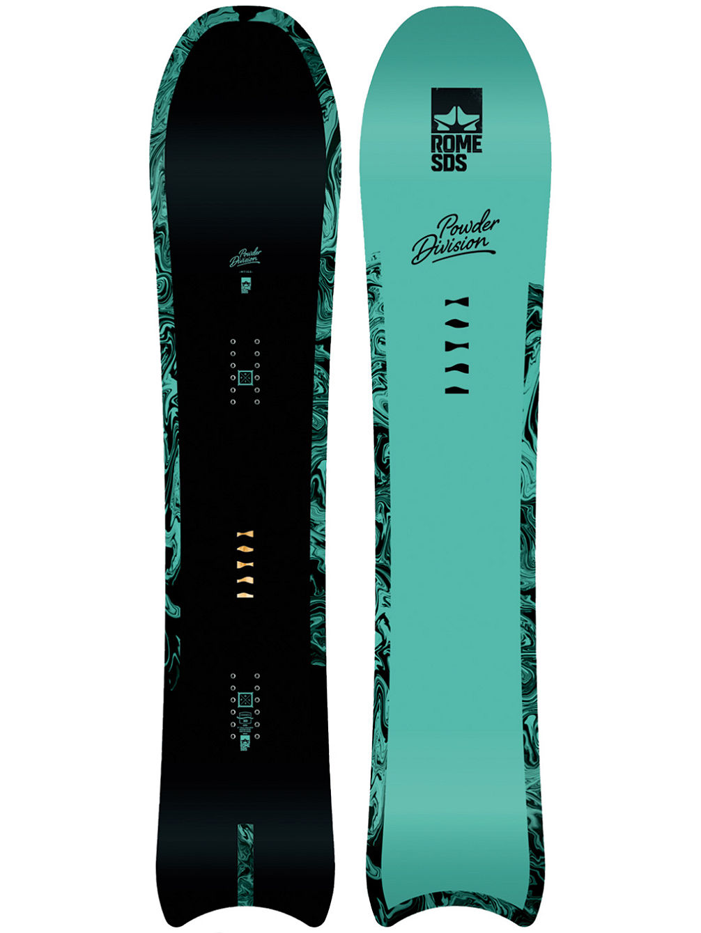 Powder Division Moontail 153 2018 Snowboard