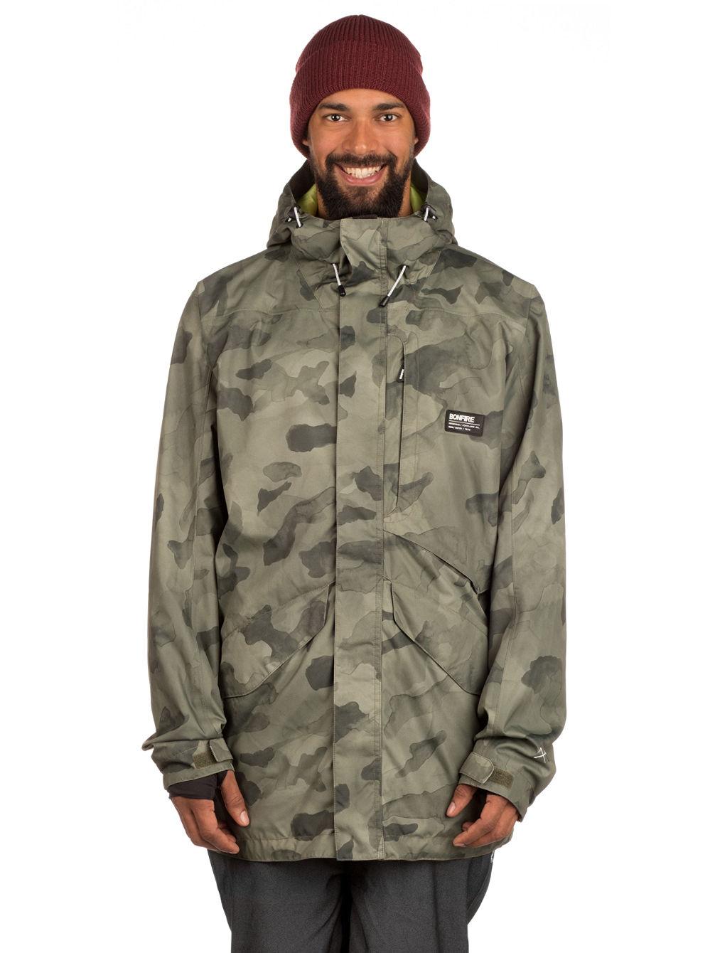 5f95ad4848cf3 Buy Bonfire Vector Jacket online at Blue Tomato