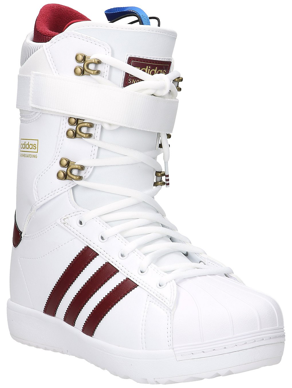 adidas Snowboarding Superstar ADV 2018 white Herren