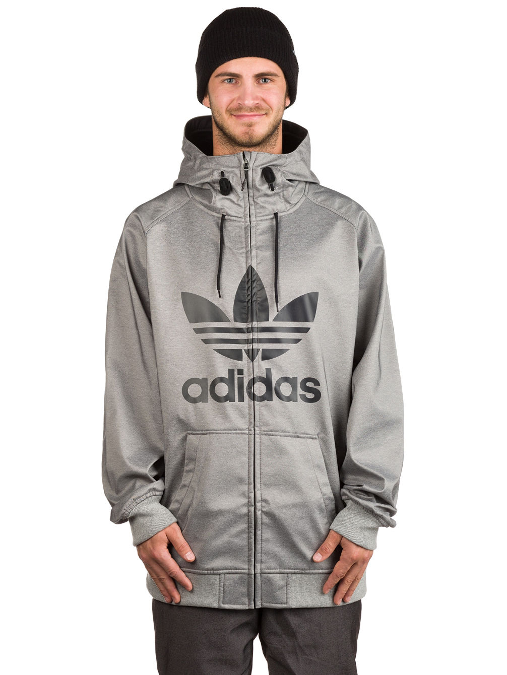 Buy adidas Snowboarding Greeley Soft Shell Jacket online at blue ... 29e013eeb7
