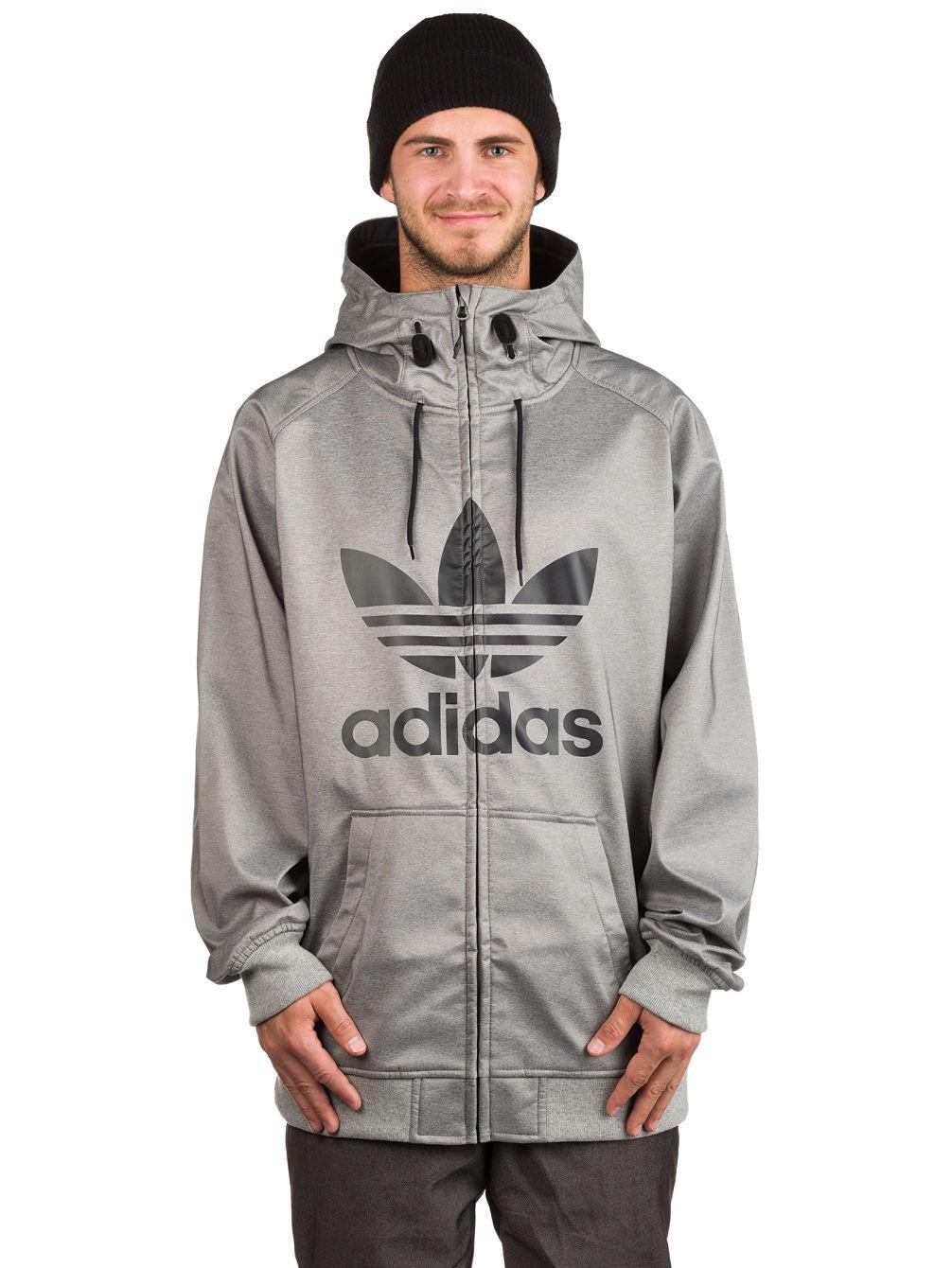 1da0135be65 adidas Snowboarding Greeley Soft Shell Jas online kopen bij Blue Tomato