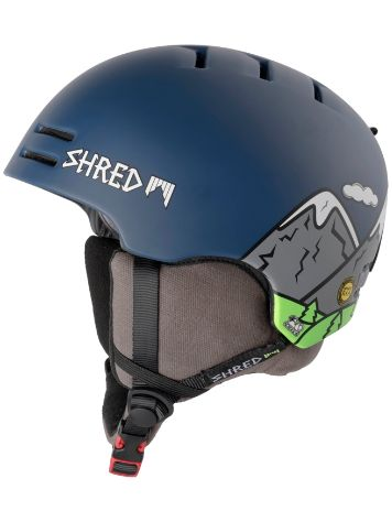 Shred Slam-Cap NOSHOCK Helmet