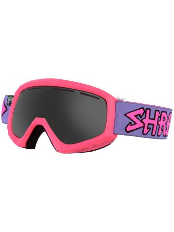 Shred Mini Air Pink Youth Goggle