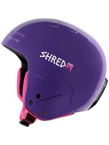 Shred Basher Snowboard Helmet Youth Youth