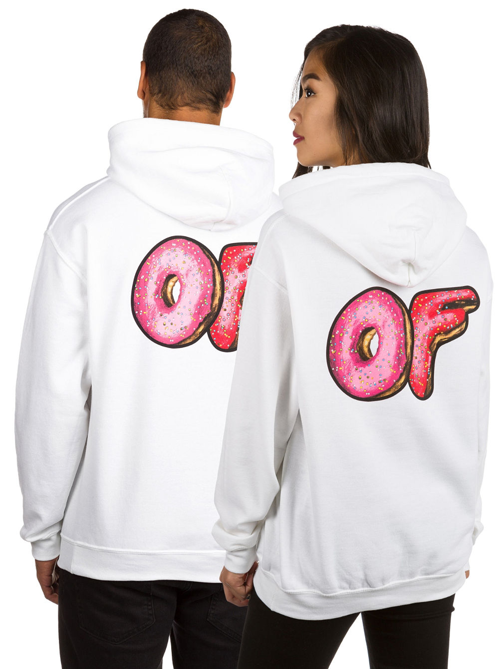 2afa8e5b8877 Buy Odd Future Donut Hoodie online at Blue Tomato