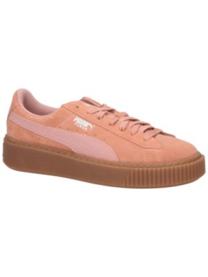 puma platform basket animal