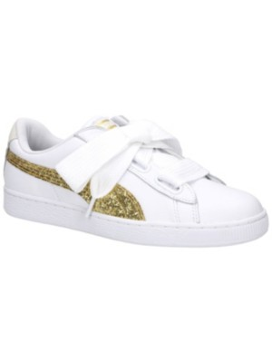 Basket Heart Glitter Wn's Sneakers Frauen