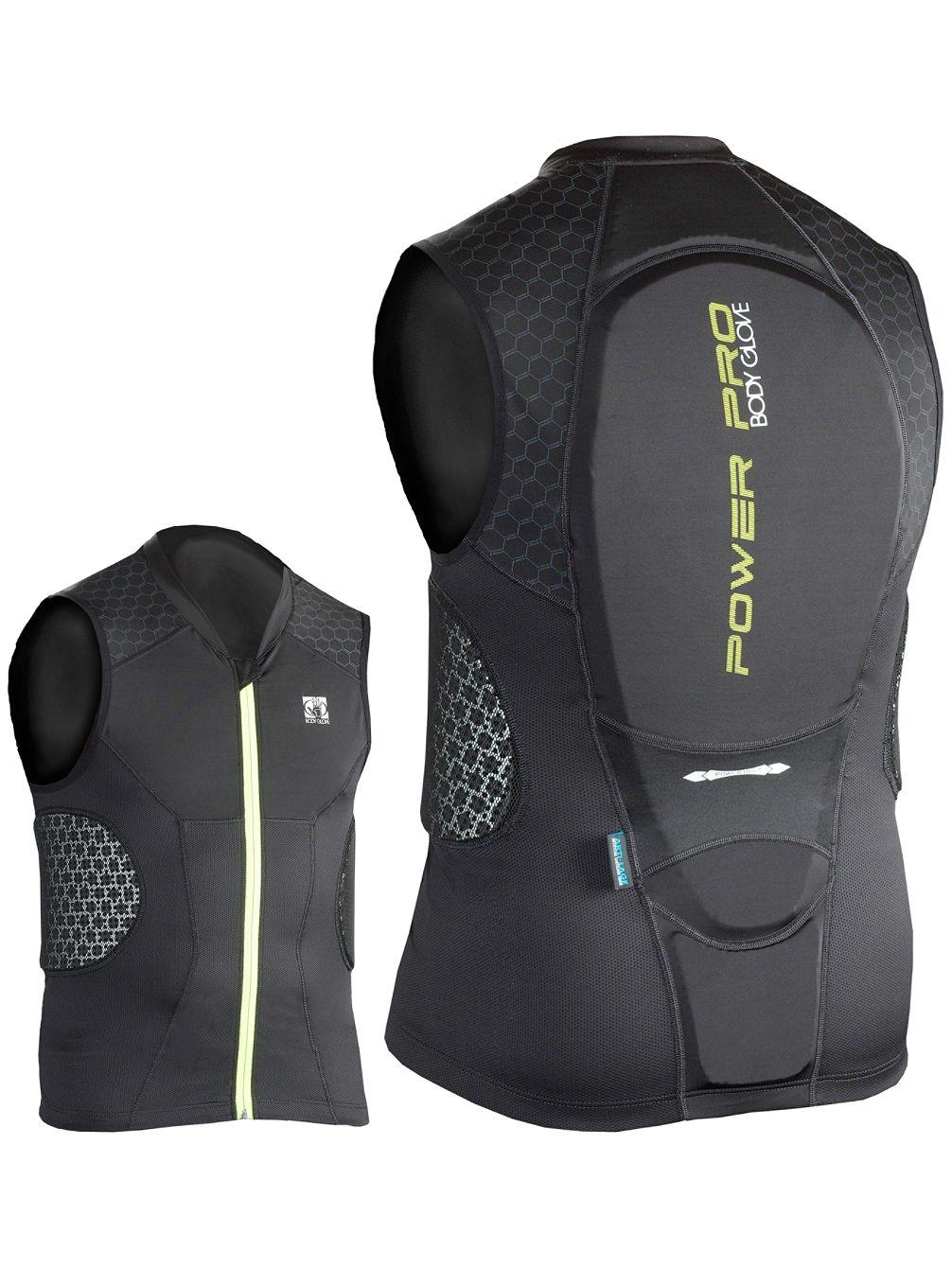 body glove power pro vest men r ckenprotektor online. Black Bedroom Furniture Sets. Home Design Ideas